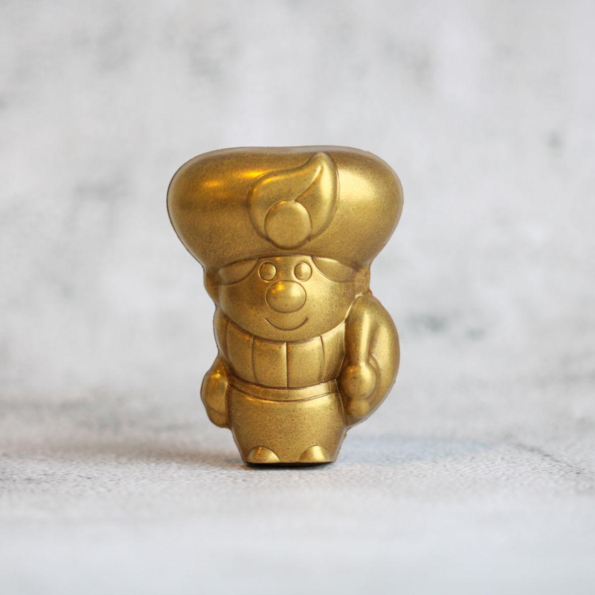pietje goud massief puur