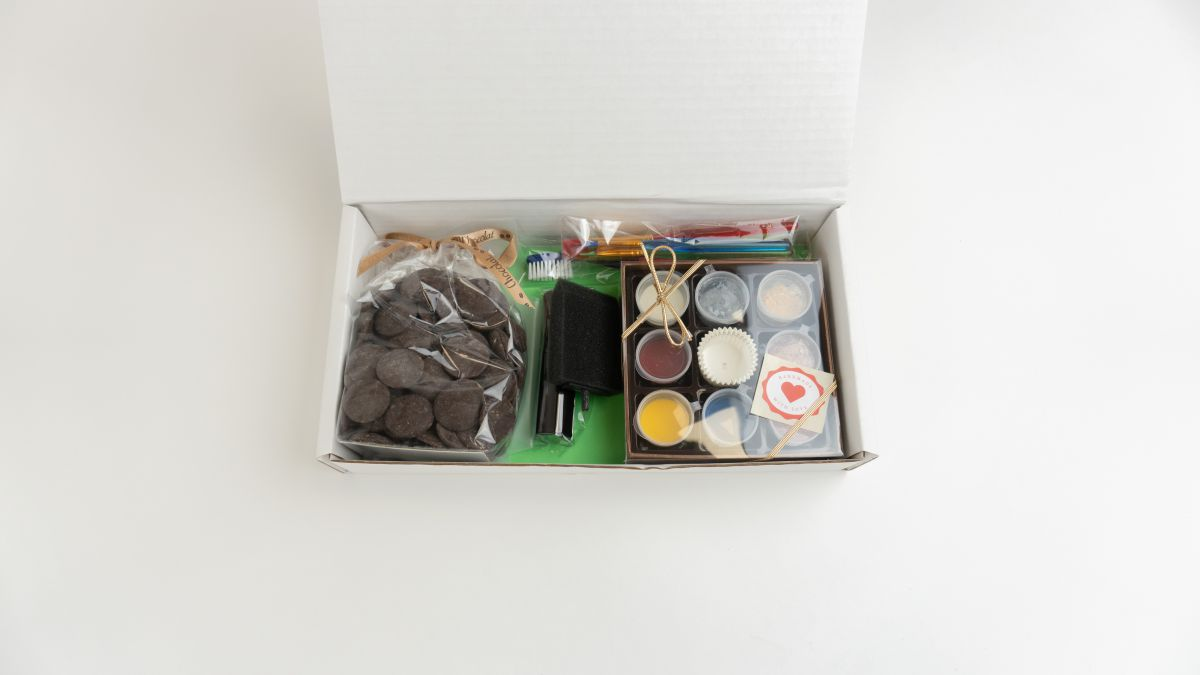 workshop homekit pure chocolade