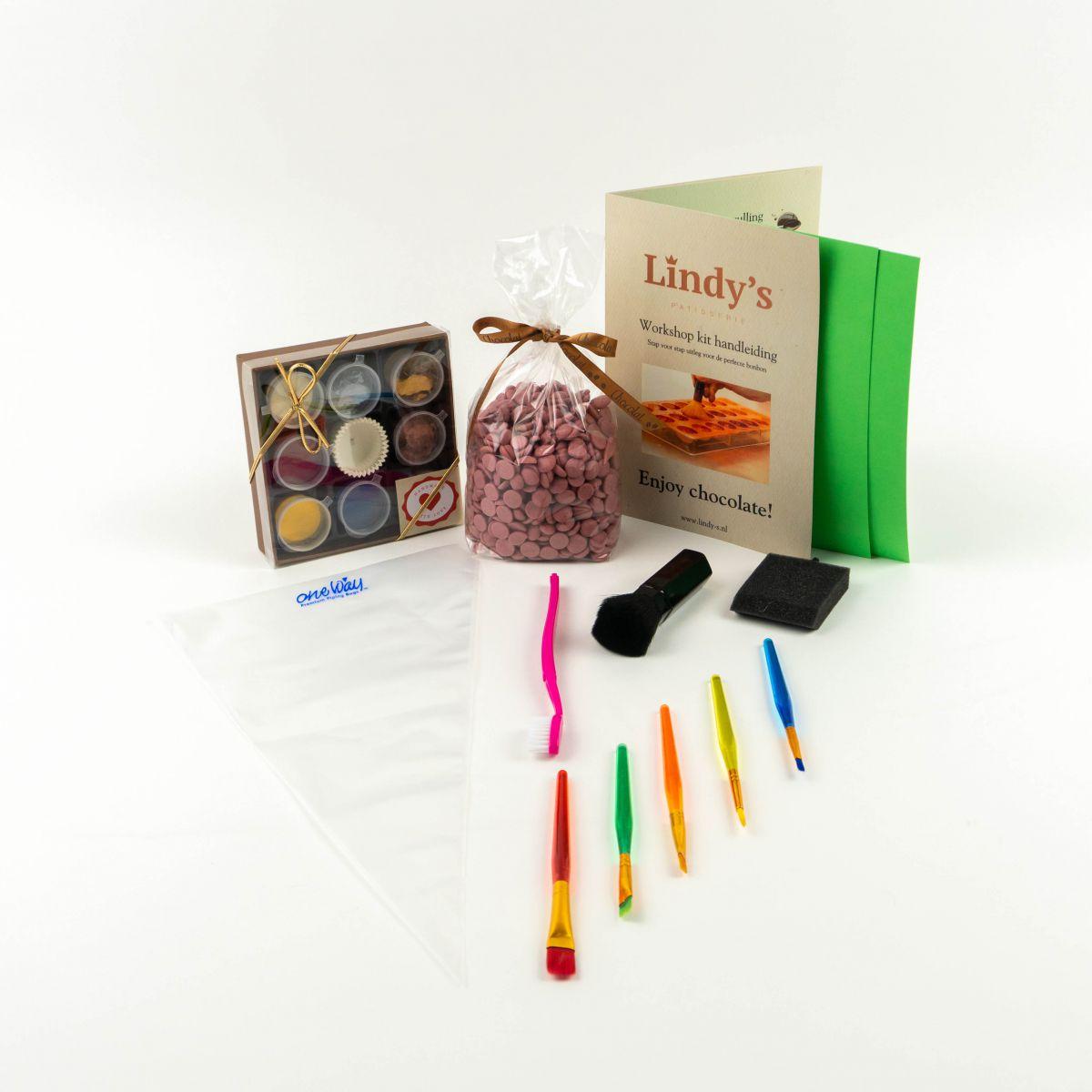 workshop homekit ruby chocolade