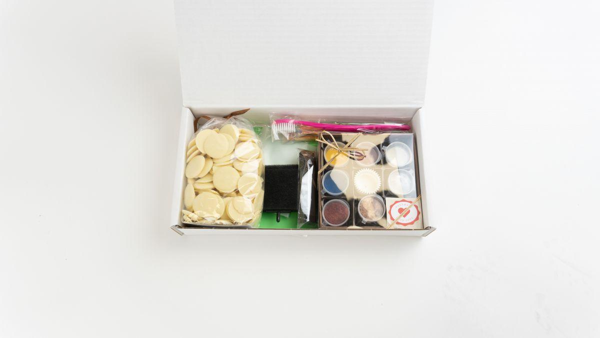 workshop homekit witte chocolade